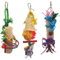 Beaks Caribbean Coco Toys Mix 1